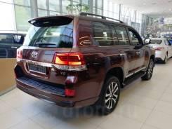 Бампер Задний Executive Lounge Toyota LAND Cruiser 200 202 18+