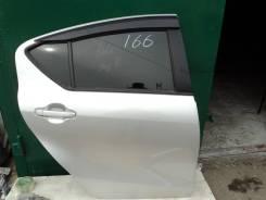 Дверь задняя правая Toyota Aqua NHP10