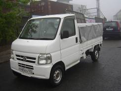 Honda Acty Truck. . Полная пошлина. 4WD, 700куб. см., 450кг., 4x4