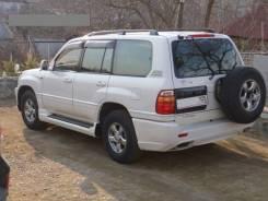 Задний бампер Elford Toyota Land Cruiser 100 /Cygnus