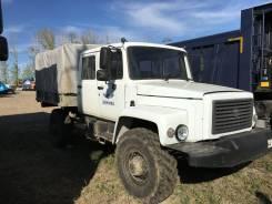ГАЗ 330810. Продается грузовик ГАЗ Егерь, 4 400куб. см., 4x4