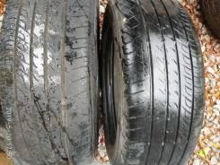 Dunlop Veuro VE 301. Летние, 2010 год, 40%, 2 шт