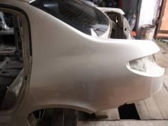 Крыло заднее левое Peugeot 206 (1998-2012г)