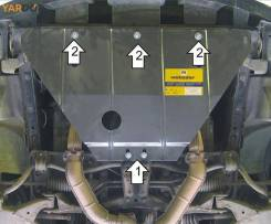Защита двигателя. Subaru Legacy, BE5 Subaru Legacy B4, BE5