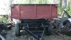 Калачинский 2ПТС-4. Тракторный прицеп, 4 000кг.