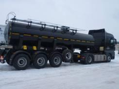Дизель-ТС. Полуприцеп- цистерна 17м3. Под заказ