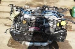 Двигатель в сборе. Subaru Forester Subaru Legacy EJ25D