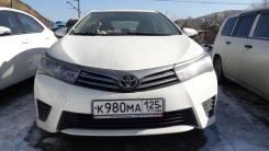 Toyota Corolla. механика, передний, 1.6 (122л.с.), бензин, 157 166тыс. км