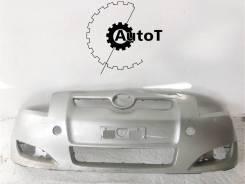 Передний бампер Toyota Auris (2006 - 2012) оригинал