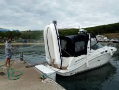 Searay Sundancer. 2005 год год, длина 8,50м., двигатель стационарный, 400,00л.с., бензин. Под заказ