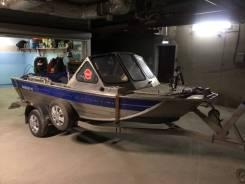 Rusboat. 2016 год год, двигатель подвесной, бензин