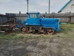 ПТЗ ДТ-75М Казахстан. Трактор ДТ 75М, 90 л.с.