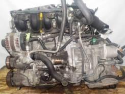 Двигатель с КПП, Toyota 7A-FE - H380367 AT FF катушка коса+комп