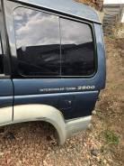 Крыло заднее левое Mitsubishi Pajero