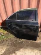 Дверь задняя правая в сборе чёрная Toyota Camry 2006-2011г.