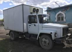 ГАЗ 3309. ГАЗ-3309 Реф, 4 750куб. см., 4 500кг., 4x2