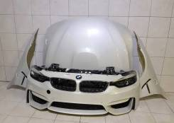 Ноускат. BMW M4, F82, F83 Двигатель S55B30