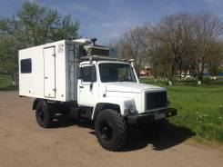 ГАЗ 3308 Садко. Газ 33081 Садко, Автомобиль мастерская 2012г, 4x4