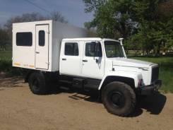 ГАЗ-33081 Егерь 2. Газ 33081 Егерь Автомобиль-мастерская 2008г, 4x4