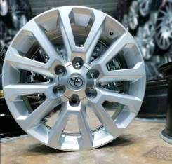 "Toyota. 7.5x18"", 6x139.70, ET25, ЦО 106,1мм. Под заказ"