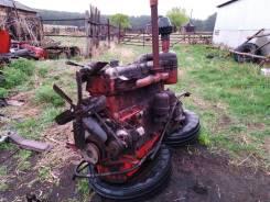 АТЗ Т-4. Двигатель в рабочем состоянии трактора Т4