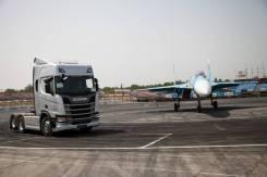 Scania. R500A6X2NA, 12 740куб. см., 20 000кг., 6x2