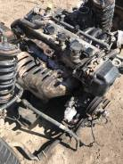 Двигатель в сборе. Toyota Chaser, GX100, GX105 Двигатель 1GFE