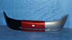 ВАЗ 1117,1118,1119 Лада Калина Бампер передний крашенный в цвет окрашенный боровница 451