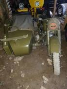 Урал М-72. 750куб. см., исправен, птс, с пробегом