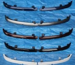 ВАЗ 2113,2114,2115 Реснички накладки под фары комплект крашенные в цвет окрашенные ривьера 499