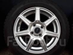 """Комплект колес на зиму 4x100 R14. 5.5x14"""" 4x100.00 ET45 ЦО 72,0мм."""