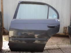 Дверь боковая задняя левая Toyota Corolla AE-100.