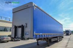 Kogel SN24. 2014 Curtainsider ID0111, 39 000 кг.
