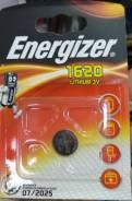 Батарейка Energizer CR1620 Lithium 1BP