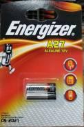 Батарейка Energizer A27 Alkaline 2BP (цена за блистер)