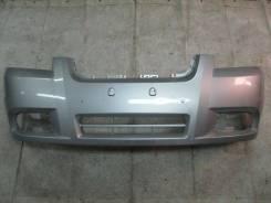 Бампер передний Chevrolet Aveo T250 2006 - 2011 Седан шевроле авео