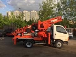 Novas. Продам Автовышку 24 метра на HD65, 3 900куб. см., 24,00м.