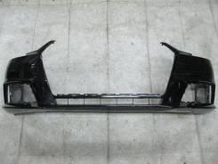 Бампер передний Audi A4, B9, 8W2, 8W5, 8WH 2015 - 8W0807437, 8W0955276