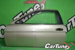 Дверь Левая Цвет-4k9 Toyota Soarer JZZ30 [Cartune] 9060