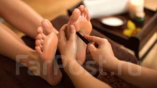 """Сертификационный курс """"Тайский массаж стоп"""" Сертификат (Thailand)"""