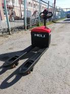 Heli. Электрическая тележка, перевозчик паллет, 1 500кг., Электрический