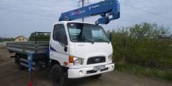 Hyundai HD78. Продам 2011 г. c КМУ Tadano 305, 3 900куб. см., 4 500кг., 4x2