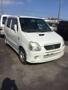 Капот. Suzuki Wagon R