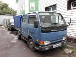 Nissan Diesel Condor. Двух кабинный грузовик nissan condor, 3 000куб. см., 2 000кг., 4x2