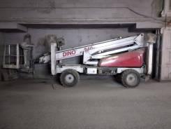 Dino. Коленчатый подъемник lift 240RXT, 945куб. см., 24,00м.