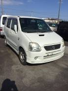 Бампер. Suzuki Wagon R