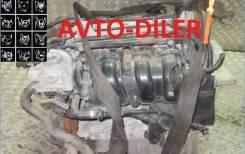 Двигатель Volkswagen Polo 4 1.4 BBY 01-05