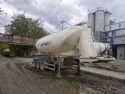 Сеспель 964818. Цистерна цементовоз, 39 250кг.