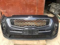 Бампер. Kia Sportage, QL Двигатели: D4FD, D4HA, G4FG, G4FJ, G4NA