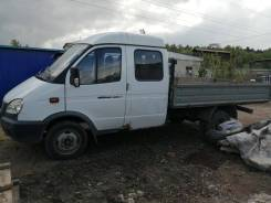 ГАЗ 33023. Фермер бизнес. инжектор . гур . удлиненный, 2 700куб. см., 1 500кг., 4x2